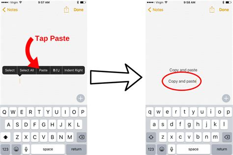 Copy And Paste how to copy and paste on an iphone everything you need to