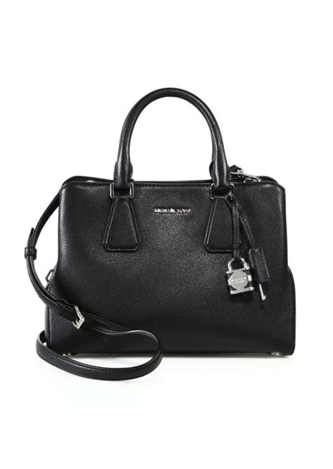 Sale Michael Kors Xentyro 8312 michael michael kors michael michael kors camille medium leather satchel handbags shop it to me