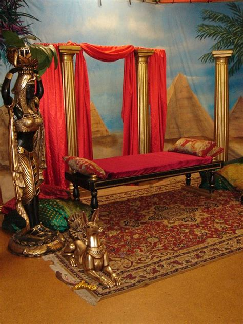 egyptian decorating  party egyptian party decorations