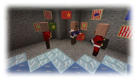 christmas festivities mod for minecraft 1 6 4