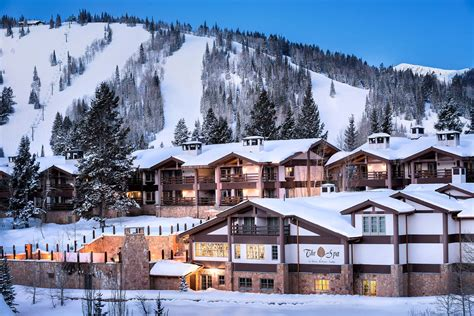 City Lodge Cabins by Stein Eriksen Lodge Deer Valley Park City Utah Luxpitality