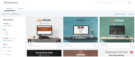 Use The Template Marketplace To Be A More Efficient Marketer Hubspot Template Marketplace