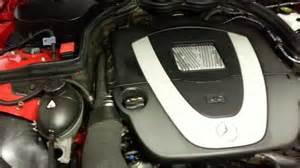 Coolant Mercedes Mercedes C Class Coolant Level How To Check W204