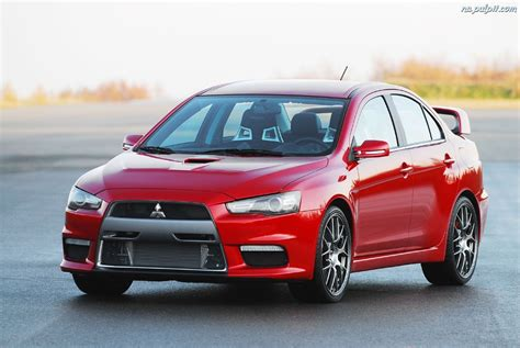 Mitsubishi Car Wallpaper Hd by Mitsubishi Lancer Evolution 12 Car Hd Wallpaper