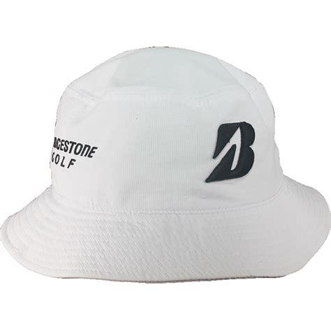 bridgestone bucket hat whiteblack largeextra large