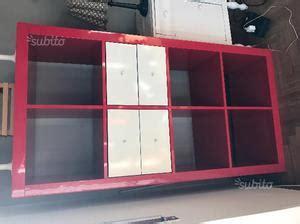 libreria ikea rossa libreria cassina nuvola rossa posot class