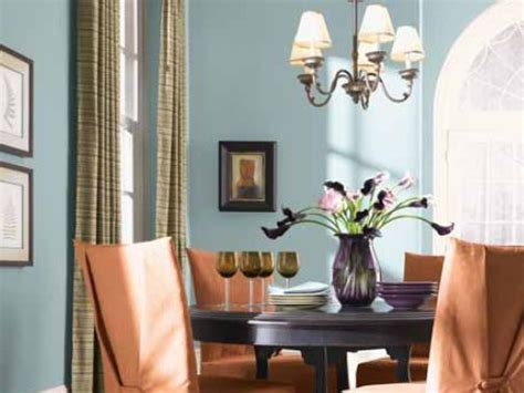 choosing appropriate dining room paint colors home decor