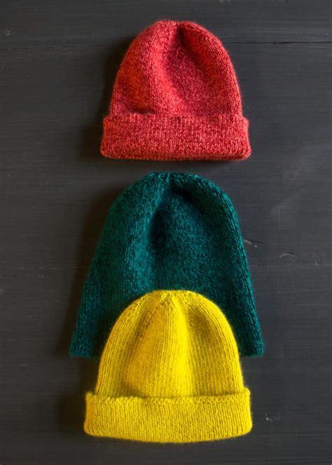 knit 2 purl 2 hat pattern the boyfriend hat purl soho