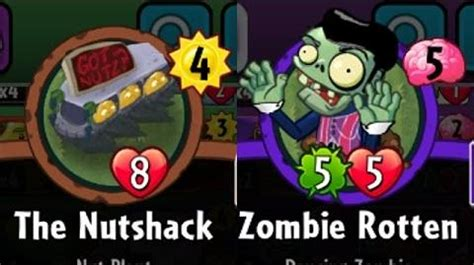 Pvz Heroes Card Template by Plants Vs Zombies Heroes New Cards Added The