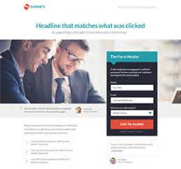 Lead Generation Landing Page Popup Templates By Unbounce Recruitment Landing Page Template