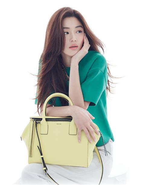 Model Rambut Jun Ji Hyun by Papasemar Cantik Saat Natal Inilah 11 Inspirasi