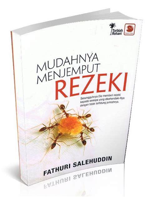 Buku Percepatan Rejeki 1 buku mudahnya menjemput rezeki f end 10 8 2017 11 15 am