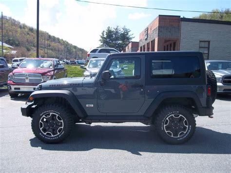 Jeep Dealership Boone Nc 2013 Jeep Wrangler Rubicon 10th Anniversary In Boone