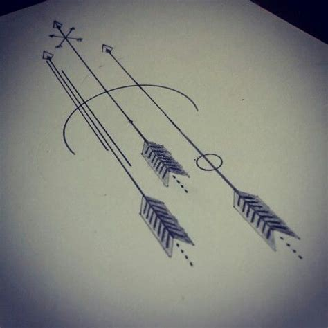 arrow tribal tattoo 25 best ideas about simple arrow on