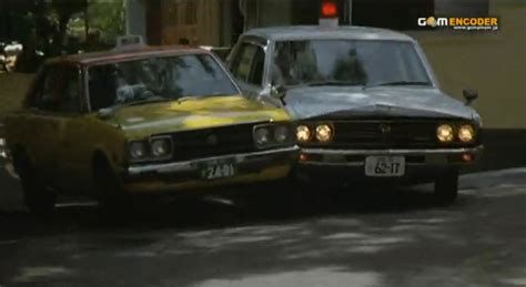 nissan cedric taxi friday video toyota corona vs nissan cedric japanese