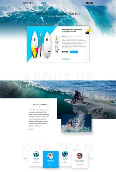 bootstrap templates psd 50 best free psd website templates 2017 freshdesignweb