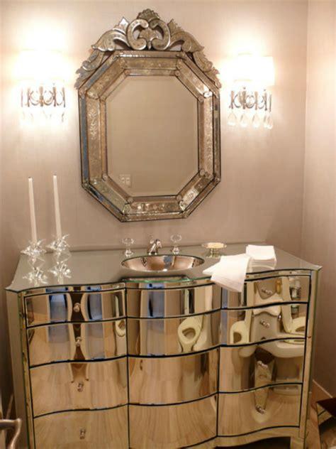 venetian mirror bathroom most amazing venetian mirrors for your bathroom