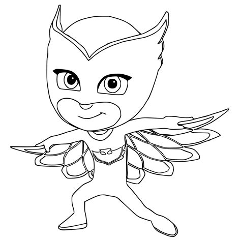 cat boy coloring page top 30 pj masks coloring pages pj mask pj and masking