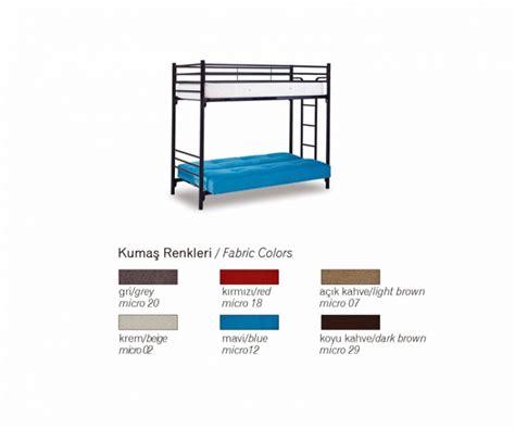 futon yatak futon 2 li ranza yataklı 199 ekyatlı