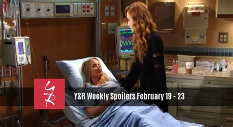the young and the restless spoilers feb 23 27 2015 phyllis the young and the restless weekly spoilers february 19 to