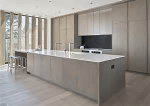 grey contemporary kitchen light grey 7 1 2 quot european oak modern kitchen