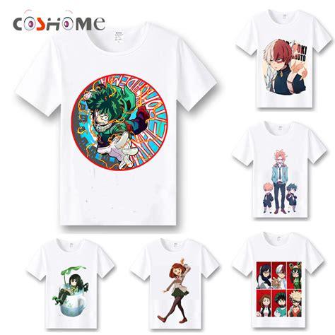 Kaos Anime Boku No Academia Izuku Midoriya Shirt Kc Bha 03 coshome my academia t shirts costumes boku no academia t shirts izuku midoriya