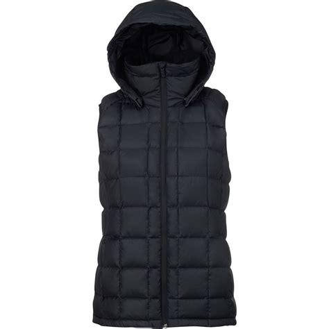 Hooded Vest burton ak squall hooded vest s backcountry