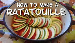 not traditional ratatouille recipe the finks family bon app 233 tit youtube