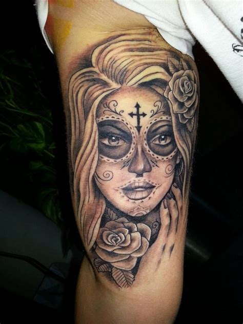 sugar skull sleeve tattoo designs 17 best ideas about sugar skull sleeve on