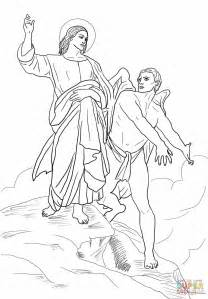 coloring pages jesus is tempted jesus is tempted free colouring pages