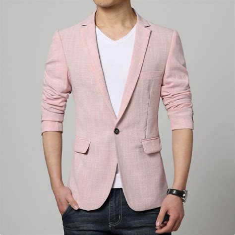 Light Pink Blazer Provincial Archives Of