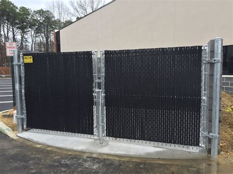 home design studio chain link wall décor commercial fence gates are made with heavy duty material