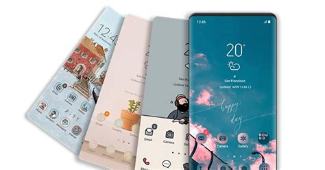galaxy themes apps  official samsung galaxy site