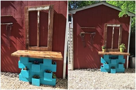 cool diy outdoor bar ideas  summer
