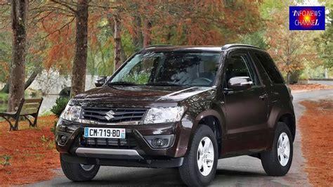2019 Suzuki Grand Vitara by 2019 Suzuki Grand Vitara Interior