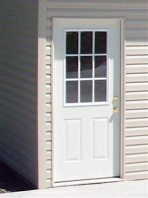 Exterior Doors Morse Lumber Access Overhead Door