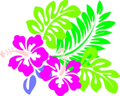 printable pictures of hawaiian flowers hibiscus flower stencils ajilbabcom portal clipart best