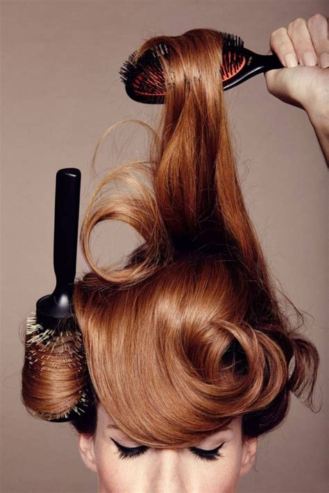 how to get your best blowout at home the everygirl
