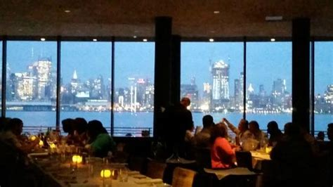 chart house ac the best view of manhattan at night picture of chart house weehawken tripadvisor