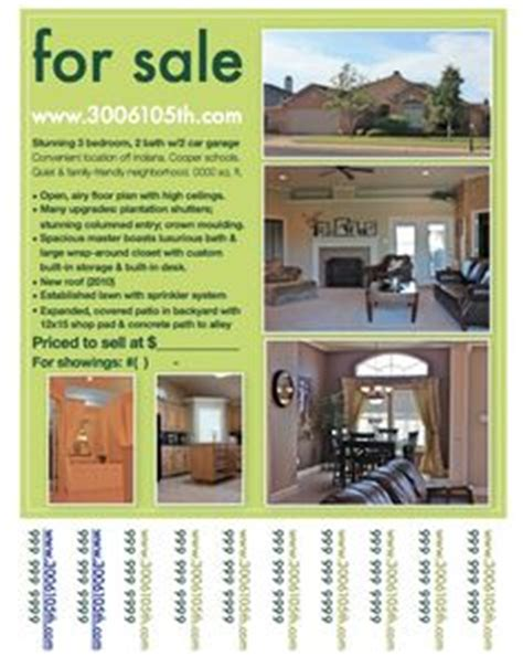 for sale by owner template free 1000 images about fsbo on flyers real estate