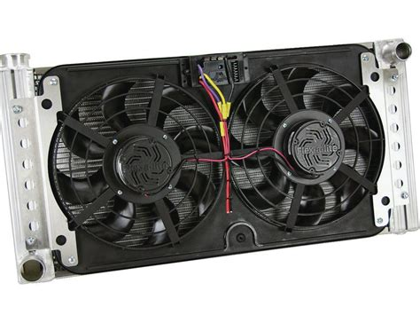 electric cooling fans for rods 301 moved permanently