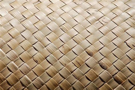 Lauhala Mat weave lauhala matting 4 x 8 sunset bamboo