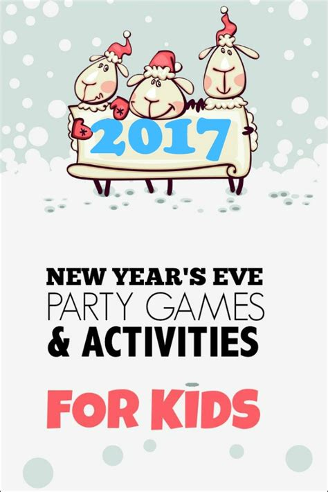 activities for new years new year s and activities for