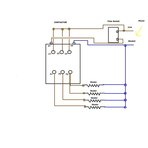 2 pole thermostat wiring diagram thermostat
