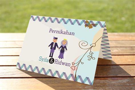 Undangan Pernikahan Unik Lucu Keren Kreatif Murah 098 undangan pernikahan unik lucu keren kreatif murah 051 graha muslim