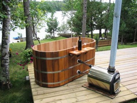 ofuro japanese soaking tub 2 person wooden tub tubs tubs and outdoor