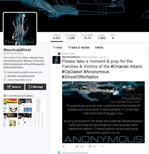 anonymous tutorial hack isis anonymous hacker posts gay pride messages to pro isis
