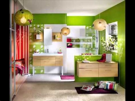 desain interior rumah minimalis warna hijau youtube