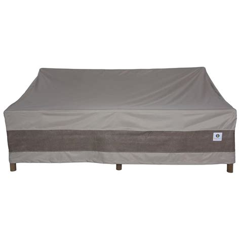 patio loveseat cover classic accessories veranda 58 in patio loveseat cover 70982 the home depot