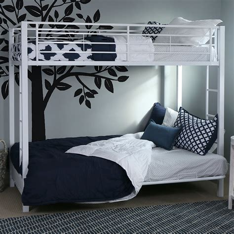 white bunk beds with mattress white bunk beds with mattresses top bunk beds review